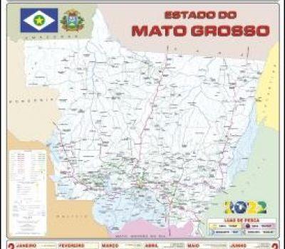 CALENDÁRIO MAPA ESTADUAL MT